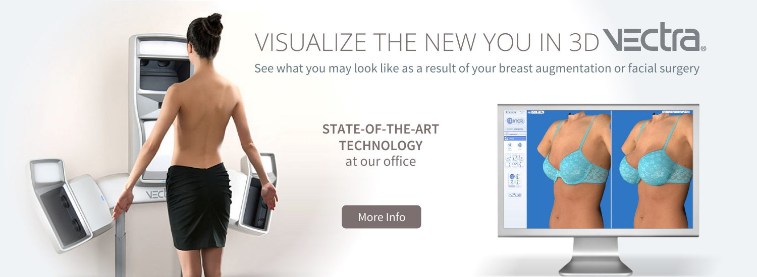 Visualize your new body with VECTRA 3D